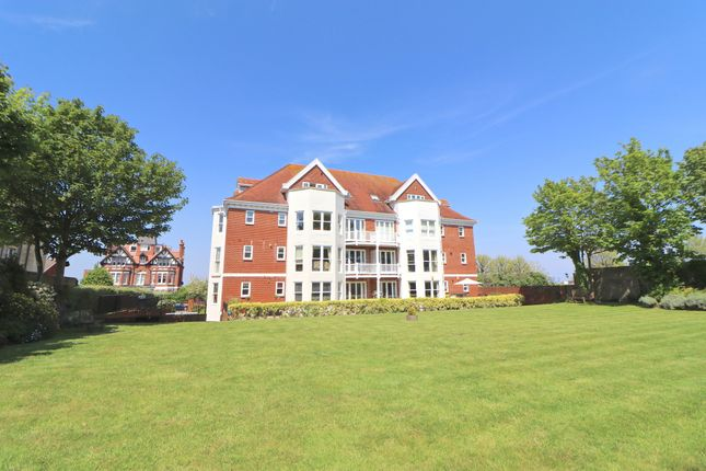 Thumbnail Flat to rent in Badgers Court, 3 St. Johns Road, Eastbourne, East Sussex
