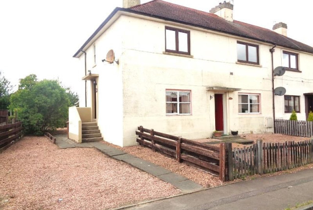 Thumbnail Flat to rent in Somerville Road, Leven