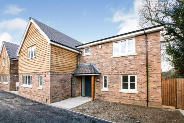 Thumbnail Detached house for sale in Harlington Manor, Westoning Road, Harlington