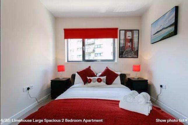 Thumbnail Flat To Rent In Copenhagen Place, London