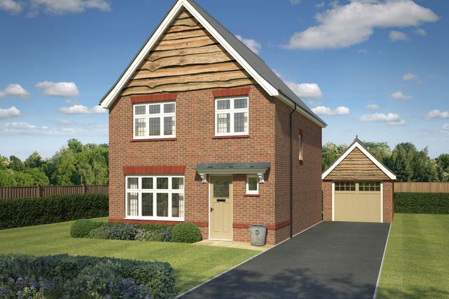 """Thumbnail Detached house for sale in """"Warwick"""" at Estcourt Road, Gloucester"""