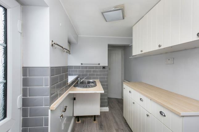 Kitchen of High Street, Pentre Broughton, Wrexham, Wrecsam LL11