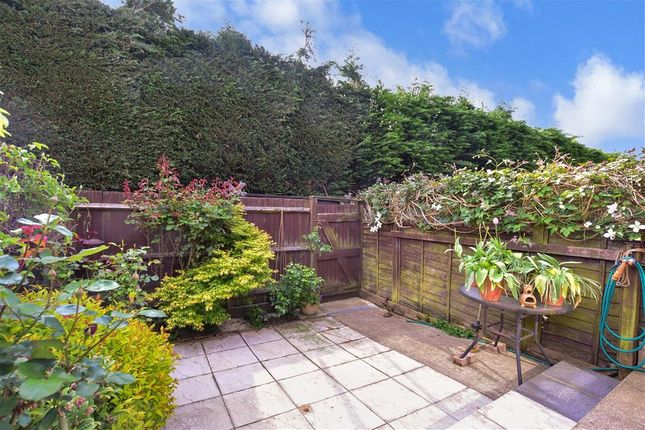 Thumbnail Terraced house for sale in The Laurels, Uckfield, East Sussex