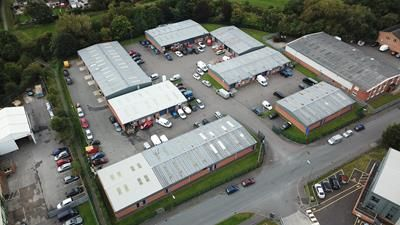 Thumbnail Light industrial to let in Bailey Brook Business Park, Amber Drive, Langely Mill, Nottingham