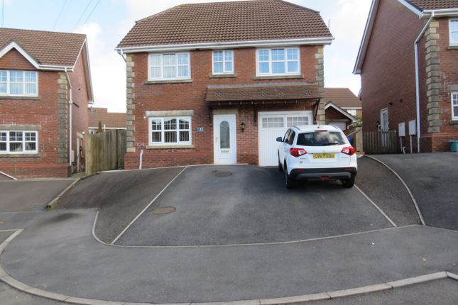 Thumbnail Detached house for sale in Maes Conwy, Llanelli