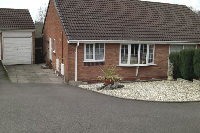 Thumbnail Bungalow to rent in Upper Stone Close, Sutton Coldfield