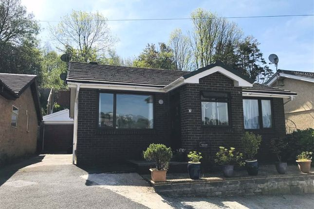 Thumbnail Detached bungalow for sale in Lakeview Close, Furnace, Llanelli