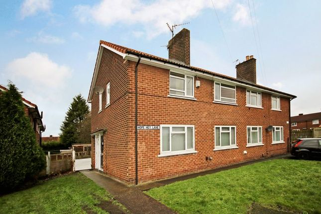 Thumbnail Flat for sale in Hope Hey Lane, Little Hulton, Manchester