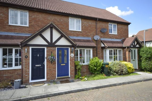 Thumbnail Terraced house to rent in Mallard Road, Abbots Langley