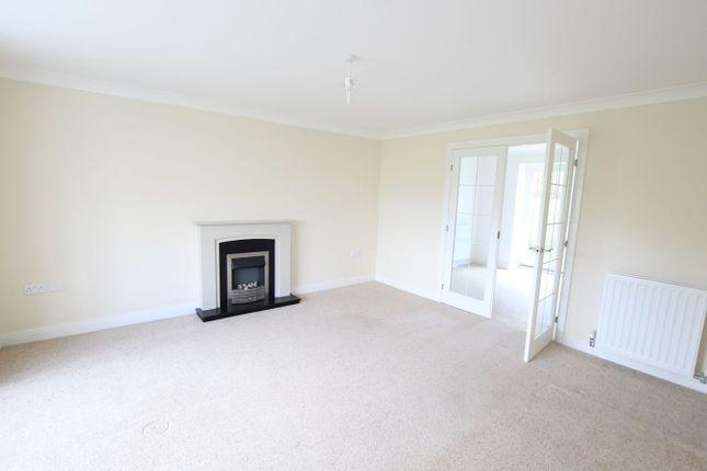 Thumbnail Detached house to rent in St Davids Park, Llanfaes, Brecon