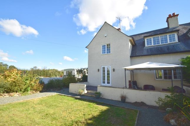 Thumbnail Semi-detached house for sale in Llandysilio, Llanymynech