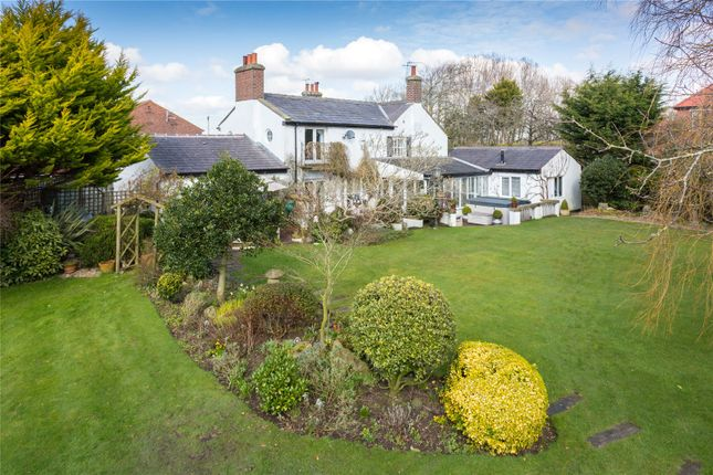 Thumbnail Detached house for sale in Bryning Lane, Bryning-With-Warton