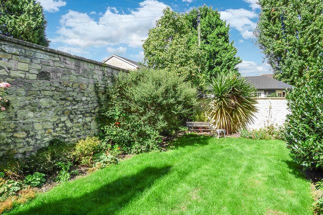 Rear Garden of Bathwick Street, Central Bath BA2