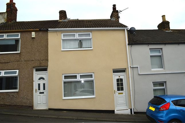 Thumbnail Terraced house for sale in Gladstone Street, Loftus, Saltburn-By-The-Sea, North Yorkshire