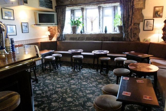 Thumbnail Pub/bar for sale in Licenced Trade, Pubs & Clubs HX7, Pecket Well, West Yorkshire