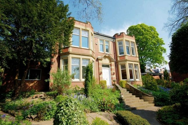 Thumbnail Detached house for sale in Durham Road, Low Fell, Gateshead