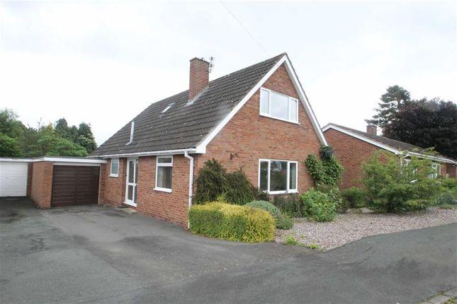 Thumbnail Detached house to rent in Mount Way, Pontesbury, Shrewsbury
