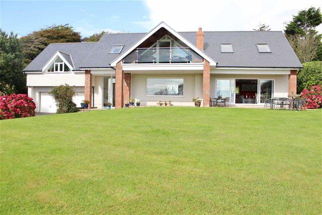 Thumbnail Detached house for sale in Penmaen, Swansea