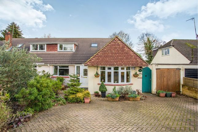 Thumbnail Semi-detached bungalow for sale in Bridle Road, Maidenhead