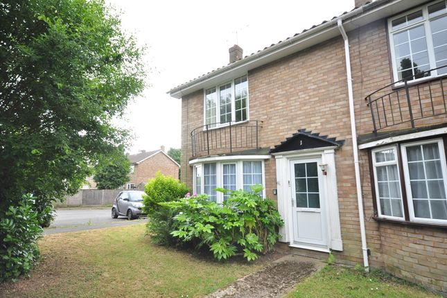 Thumbnail End terrace house to rent in Warburton Close, Uckfield