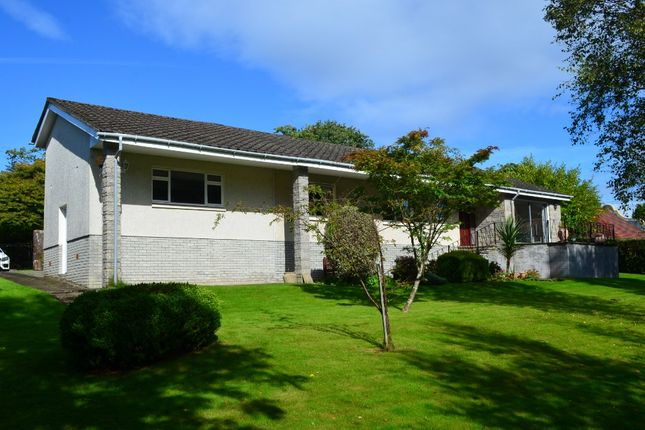 Thumbnail Detached bungalow for sale in Albert Street, Helensburgh, Argyll & Bute