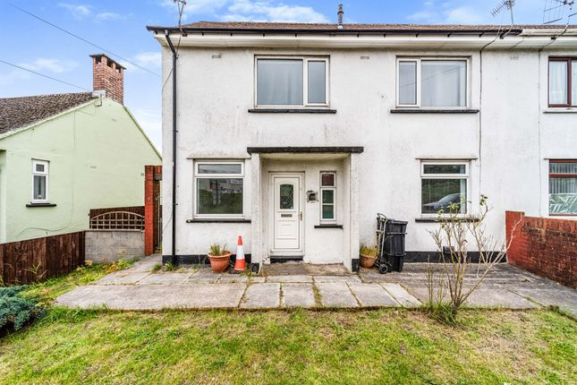 3 bed semi-detached house for sale in Rocky Road, Dowlais, Merthyr Tydfil CF47