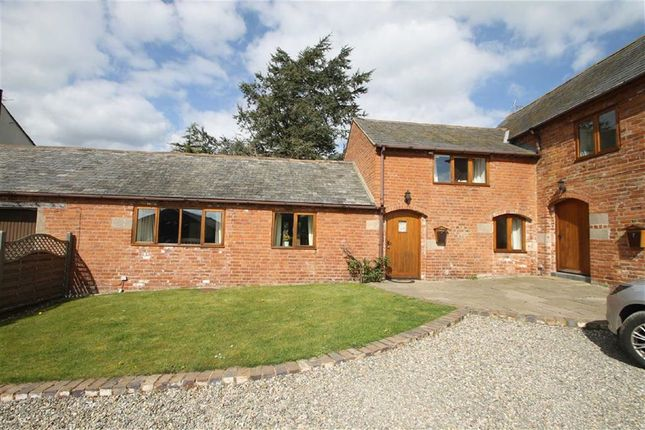 Thumbnail Barn conversion to rent in The Stables, Wootton Farm, Oswestry