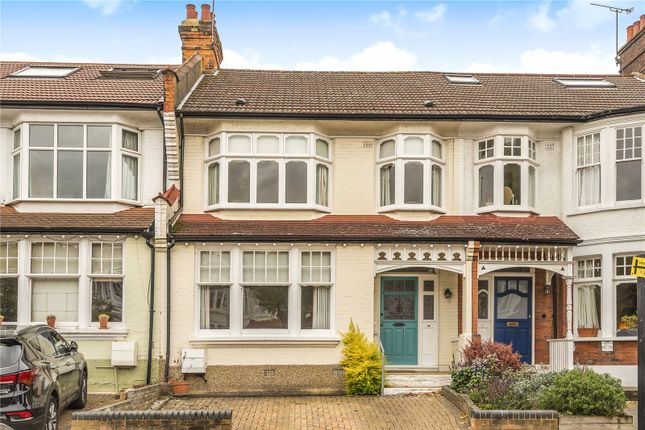 Thumbnail Terraced house for sale in St Georges Road, Palmers Green, London
