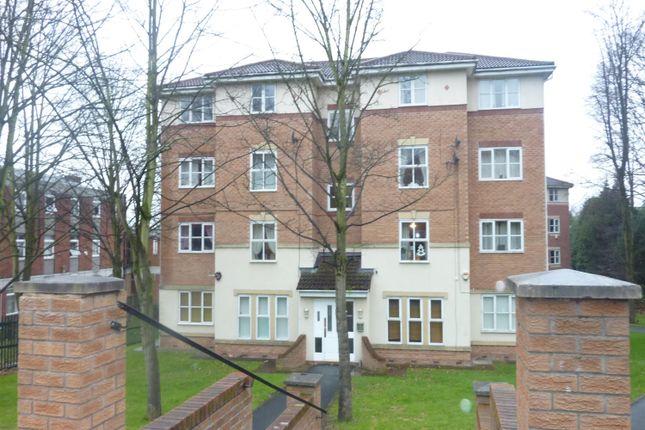 Thumbnail Flat to rent in Princeton Close, Salford