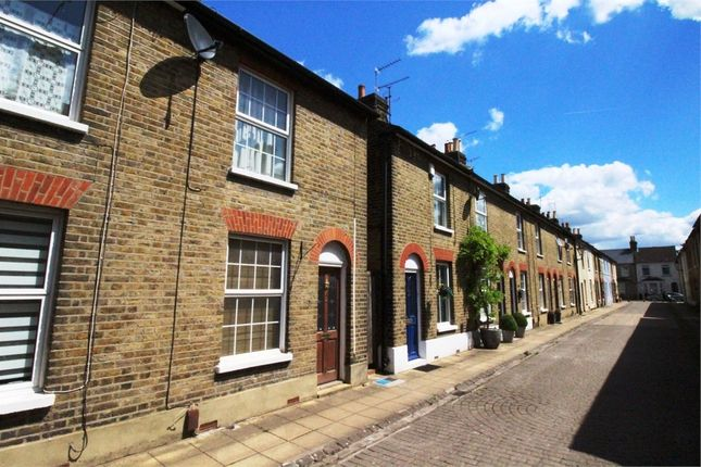 Thumbnail End terrace house for sale in Woollard Street, Waltham Abbey, Essex