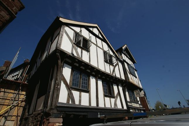 Thumbnail Flat to rent in Stepcote Hill, Exeter