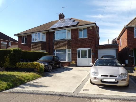Thumbnail Semi-detached house for sale in Raleigh Crescent, Goring-By-Sea, Worthing, West Sussex