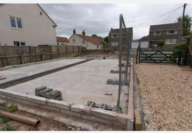4 bed detached house for sale in Northfields, Somerton TA11
