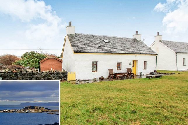 Thumbnail Cottage for sale in Easdale Island, Easdale, Argyllshire