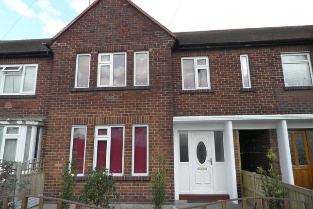 Thumbnail Terraced house to rent in Marsh Road, Rhyl