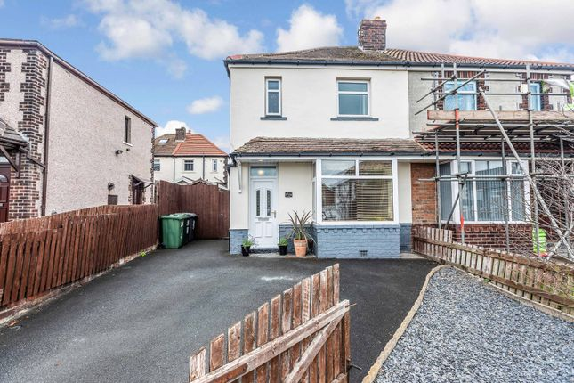 3 bed semi-detached house for sale in Sunny Bank Avenue, Mirfield WF14