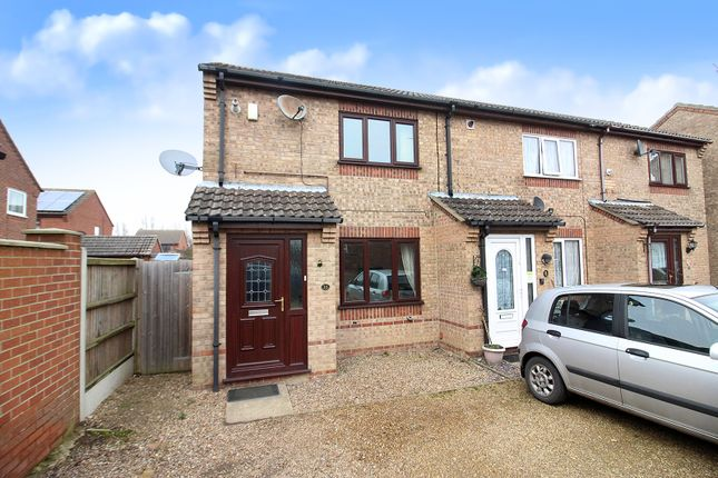 Thumbnail End terrace house for sale in Hurrell Road, Caister-On-Sea, Great Yarmouth