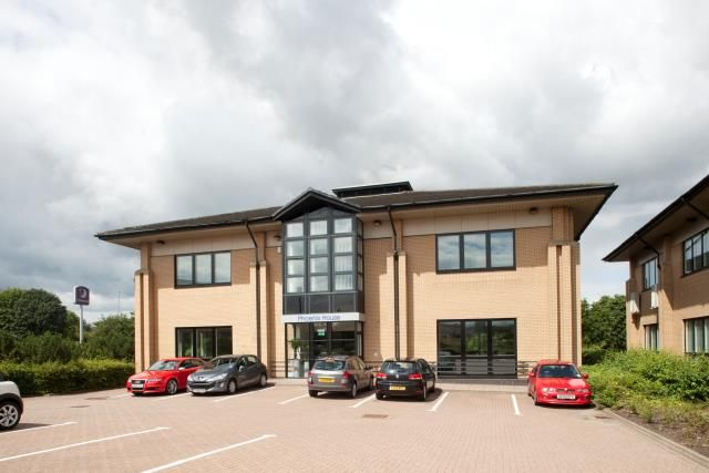 Thumbnail Office to let in Phoenix House, Phoenix Business Park, Linwood