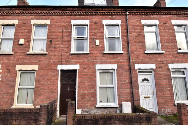 Thumbnail 5 bed terraced house to rent in Palestine Street, Belfast