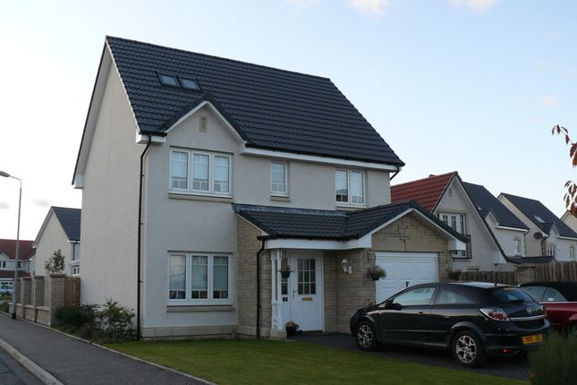 Thumbnail Detached house to rent in Honeywell Court, Stepps, Glasgow