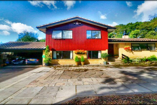 Thumbnail Detached house for sale in Evimiz, Ranvilles Lane, Fareham