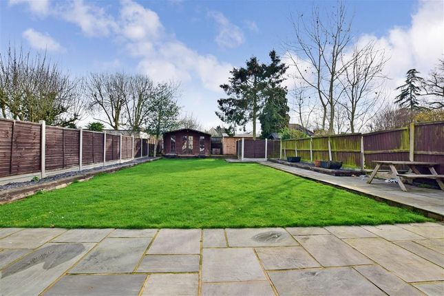 Thumbnail Detached bungalow for sale in Mount Pleasant Avenue, Hutton, Brentwood, Essex