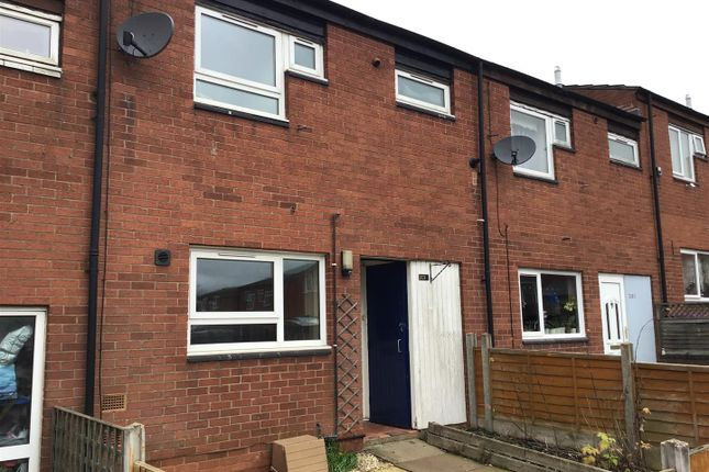 Thumbnail Terraced house for sale in Blakemore, Brookside, Telford