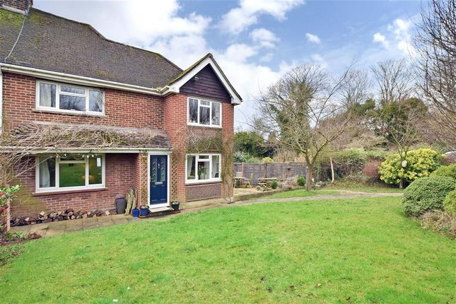 Thumbnail Semi-detached house for sale in Deanery Road, Crockham Hill, Kent