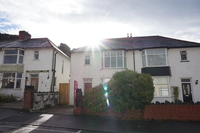 Thumbnail Semi-detached house to rent in Beechwood Avenue, Neath, West Glamorgan.