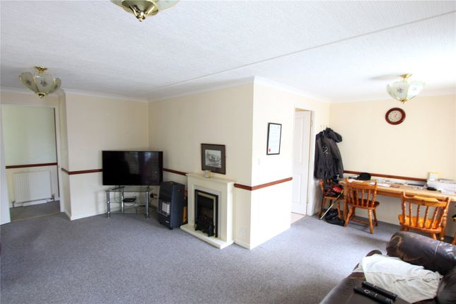 Living Area of Plot 22 The Rushes, Barton Broads Park, Barton-Upon-Humber, North Lincolnshire DN18