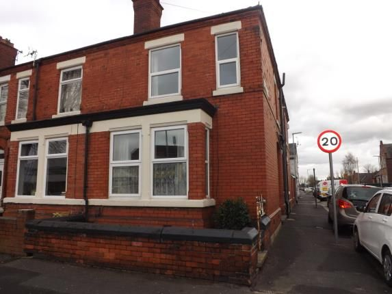 Thumbnail End terrace house for sale in Reynolds Street, Warrington, Cheshire