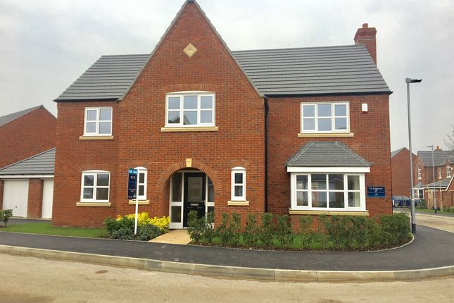 Thumbnail Detached house for sale in Cosby Road, Littlethorpe, Leicester