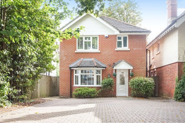 Thumbnail Detached house for sale in Portsmouth Road, Woolston, Southampton
