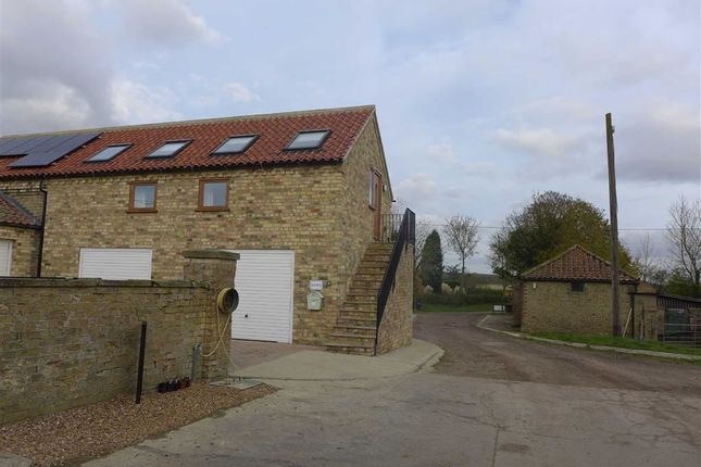 Thumbnail Flat to rent in Stainton By Langworth, Lincoln